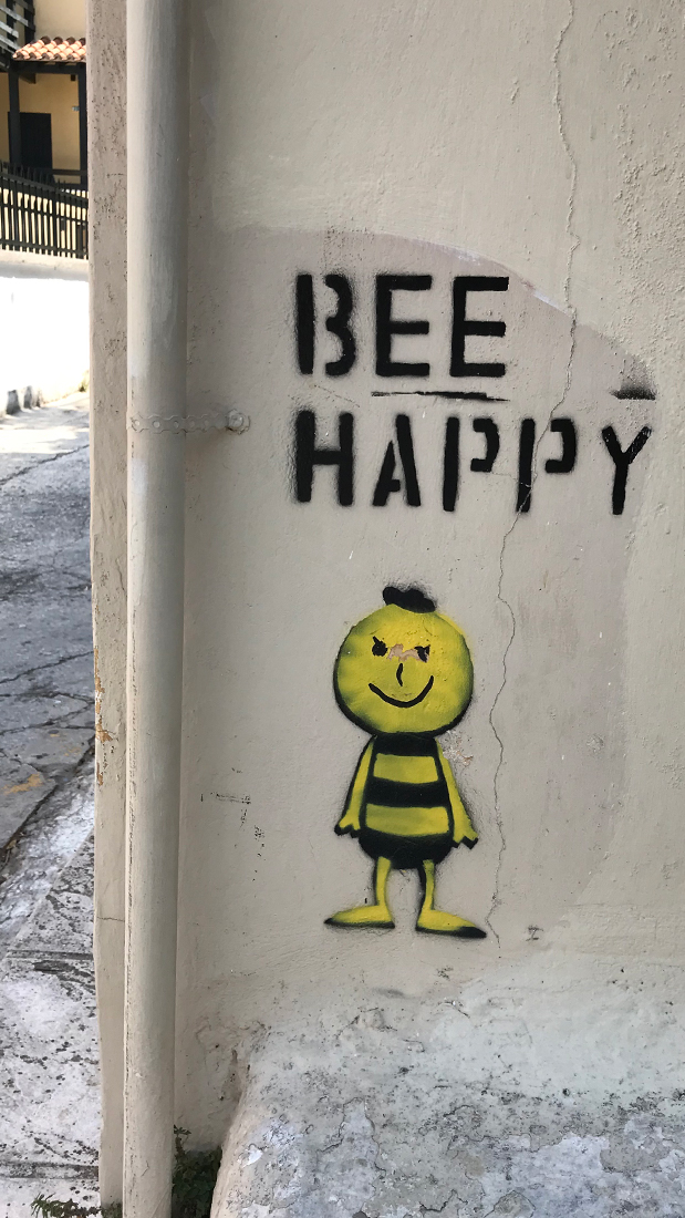 Bee Happy - Mental mapping